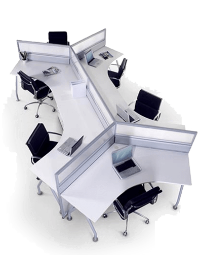 ZenPro Is Your One Stop Malaysia Office Furniture System Solution Partner